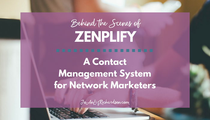Behind the Scenes of Zenplify