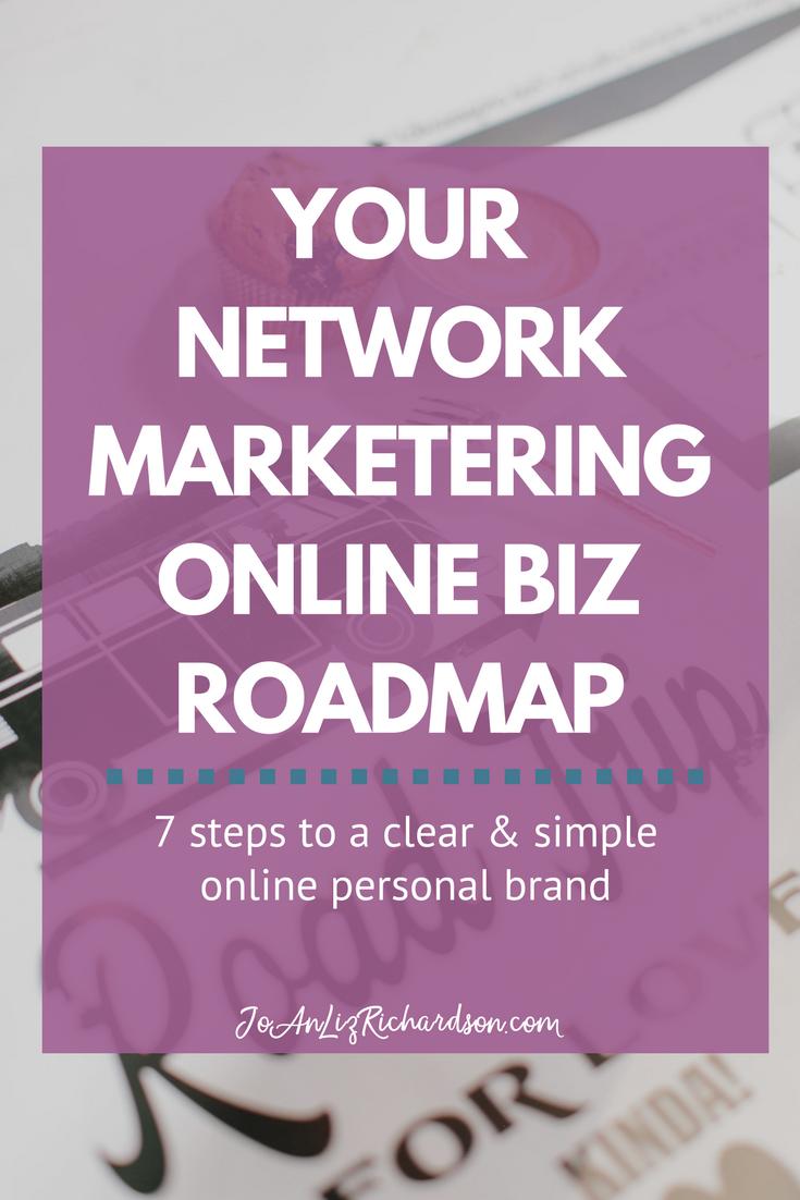 Network Marketing Online Biz Roadmap